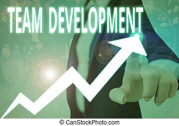 development., business, écriture main, conceptuel, ...