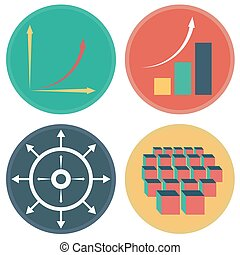 Development of Exponential Growth Icons - An image of the...