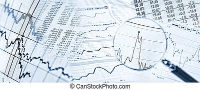 Development on the international financial markets - Stock...