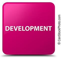 Development pink square button