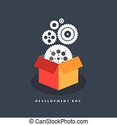 Development Process Box