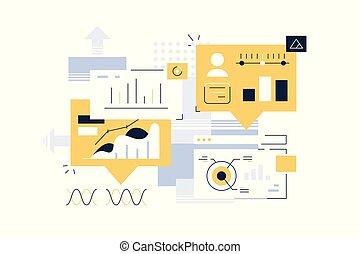 Development process of interface design