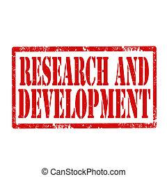development-stamp, recherche