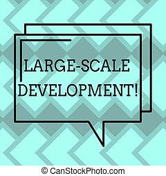 development., szöveg, aláír, tiszta, komikus, mérleg, fejleszt, alap, áttetsző, beszéd, sors, fénykép, fogalmi, kiterjedt, buborék, kiállítás, space., nő, áttekintés, feláll, derékszögű, nagy