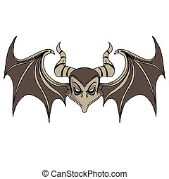 Devil Bat Character