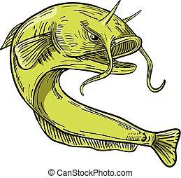 devil-catfish-dwg