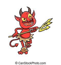 devil character