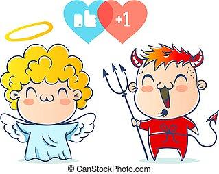 devil., engelchen
