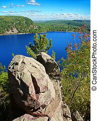 Devils Lake State Park Wisconsin