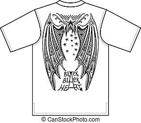Devil's wings