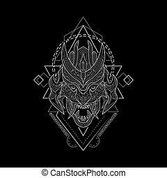 Deviltrone Geometry Style
