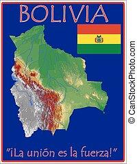 devise, bolivie