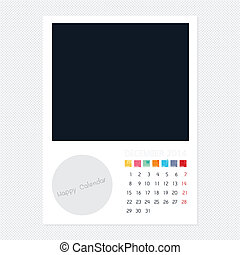 dezember, rahmen, hintergrund, foto, kalender, 2014
