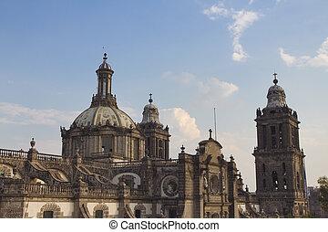 df, catedral, méxico