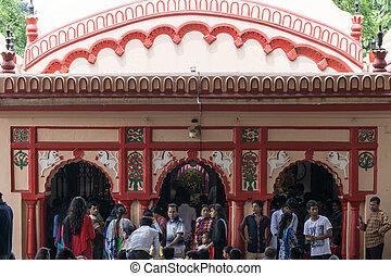 dhakeshwari, tempel, dhaka, bangladesch