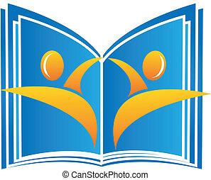 diákok, könyv, számolás