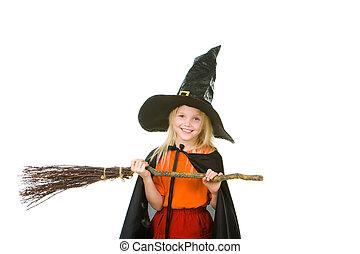 dia das bruxas, magia