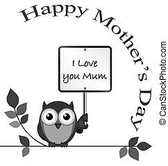 dia, mães