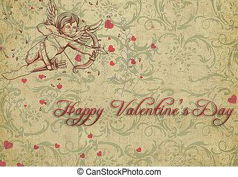 Dia,  valentines, fundo