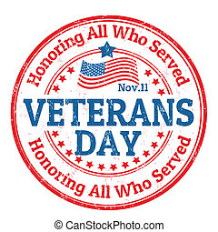 dia veterans, selo