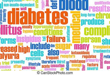 Diabetes as a Medical Illness Condition Concept