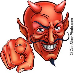 diable, pointage