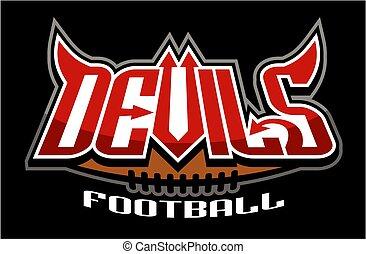 diablos, fútbol