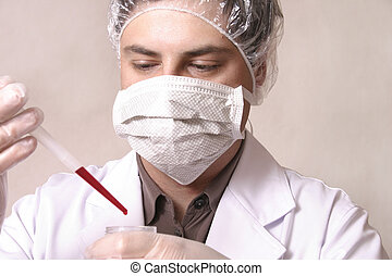 Diagnosis - eg: biochemistry, haematologist, doctor,...