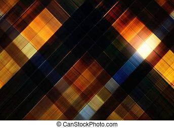 diagonaal, abstract, verlichting, achtergrond, textuur