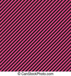 diagonaal, black , papier, streep, h.pink