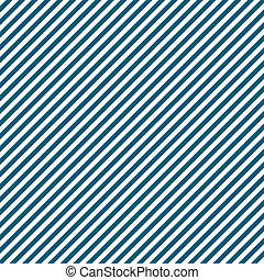 diagonaal, blauwe , papier, streep, witte