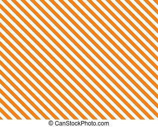 diagonaal, oranje gallon