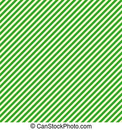 diagonaal, papier, groen streep, witte