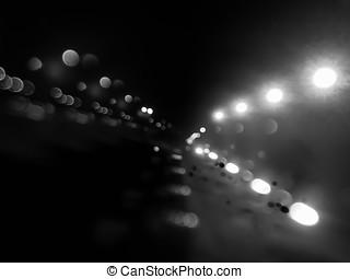 Diagonal black and white bokeh background hd