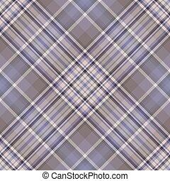 Diagonal checkered seamless pattern