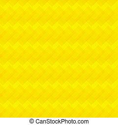 diagonal, doré, résumé, entrecroisement