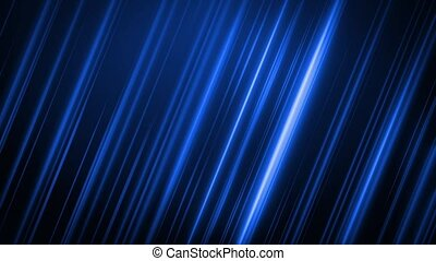Diagonal Lines 2 - Blue diagonal lines gently pulsate and...