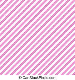 Diagonal Pink Striped Pattern Background