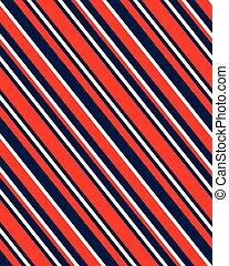 Diagonal slanting lines