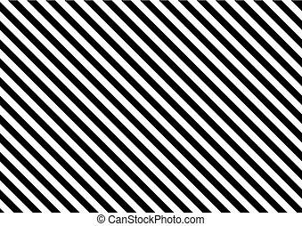 diagonal stripes background - Black and white diagonal ...