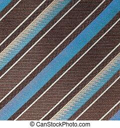 diagonal, tiras, tecido