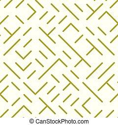 diagonale linien, und, formen, seamless, muster