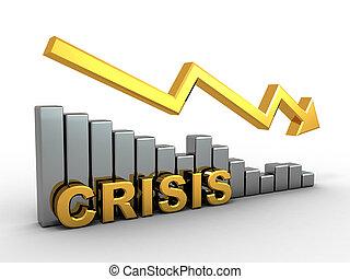 diagram., crise