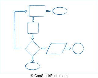 diagram, databank