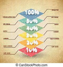 Diagram Design Illustration