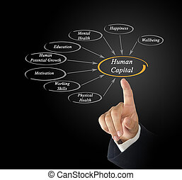 Diagram of Human Capital