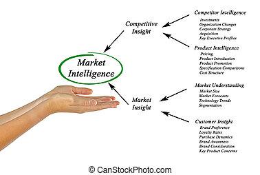 Diagram of Market Intelligence