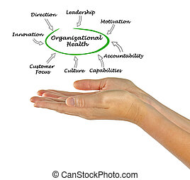 Diagram of Organizational Health