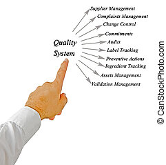 Diagram of Quality System