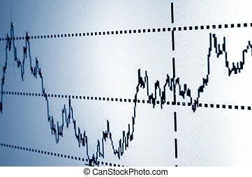 diagram, részvény